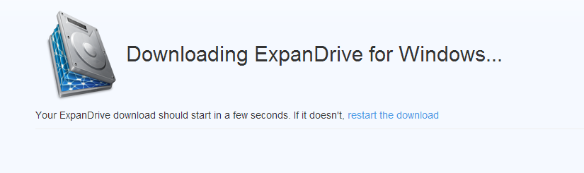 DL ExpanDrive for Windows