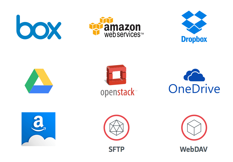 Protocol Icons
