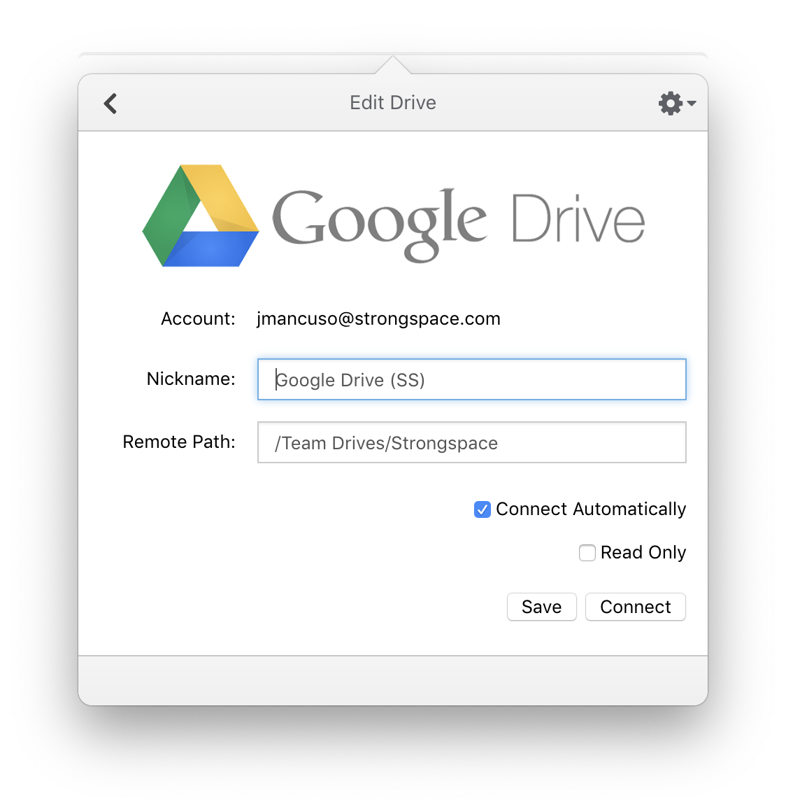 Map Google Drive on Mac, Windows and Linux | ExpanDrive